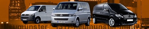Minivan Neumünster | Limousine Center Deutschland
