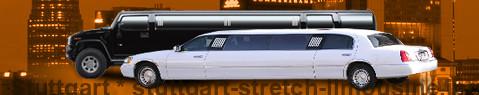 Stretch Limousine Stuttgart | limos hire | limo service | Limousine Center Deutschland