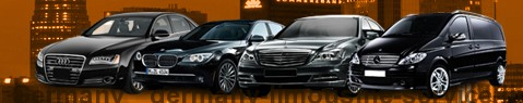 Прокат лимузинов  | Limousine Center Deutschland