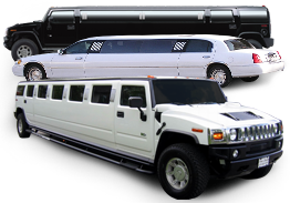 Stretch Limousine in Germania