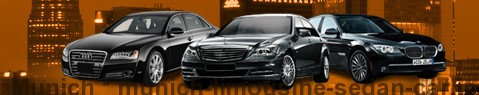 Limousine Munich | car with driver | Limousine Center Deutschland