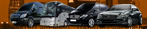 Transfert Aéroport Francfort-sur-le-Main | Limousine Center Deutschland