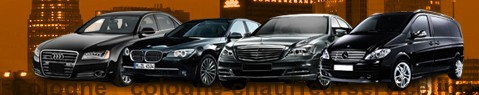Chauffer Service Köln | Limousine Center Deutschland
