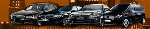 Chauffer Service Augsburg | Limousine Center Deutschland