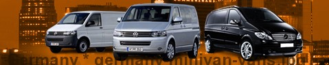 Minivan  | hire | Limousine Center Deutschland