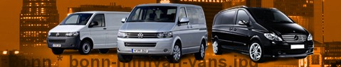Minivan Bonn | Limousine Center Deutschland