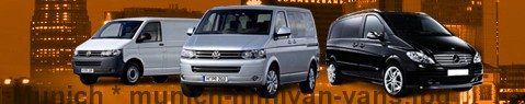 Минивэн Мюнхен | Limousine Center Deutschland