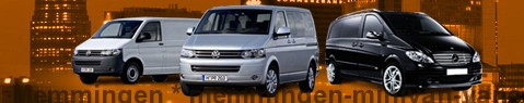 Minivan Memmingen | hire | Limousine Center Deutschland
