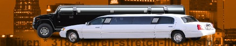 Stretch Limousine Büren | location limousine | Limousine Center Deutschland