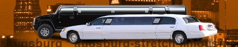 Stretch Limousine Augsbourg | location limousine | Limousine Center Deutschland