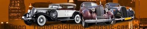 Vintage car Rügen | classic car hire | Limousine Center Deutschland