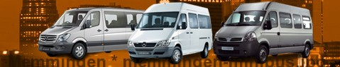 Minibus Memmingen | hire | Limousine Center Deutschland