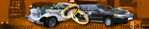 Wedding Cars Hanover | Wedding limousine | Limousine Center Deutschland