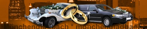 Wedding Cars Mönchengladbach | Wedding limousine | Limousine Center Deutschland